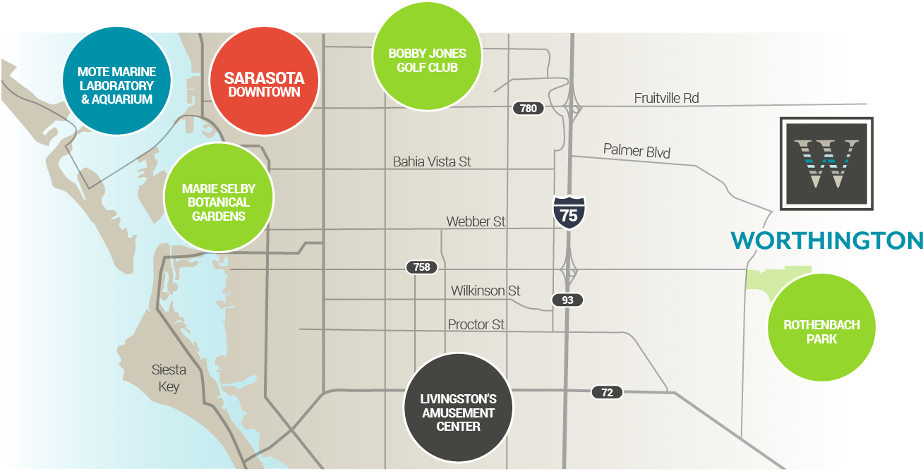 worthington-map