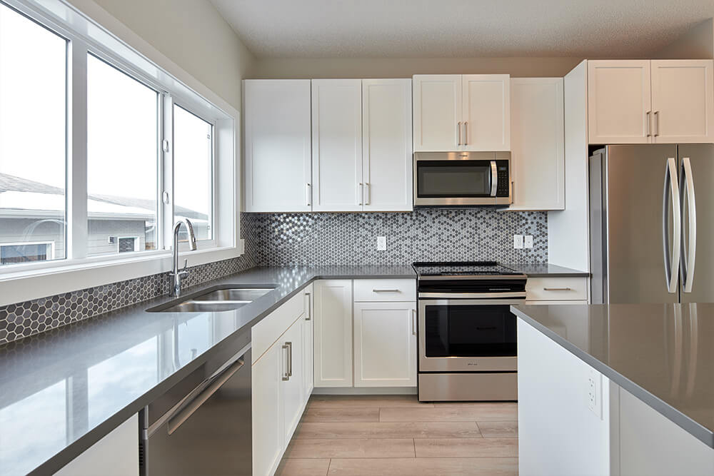 New Calgary Single Family Home Quick Possession Iris 2 in Walden, located at 45 WALCREST GATE SE Built By Cardel Homes