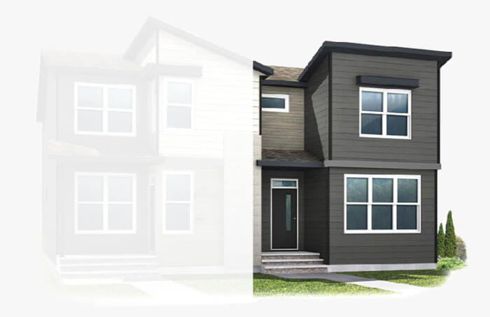 New Calgary Single Family Home Quick Possession Cobalt 1 in Walden, located at 863 Walgrove Blvd SE Built By Cardel Homes Calgary