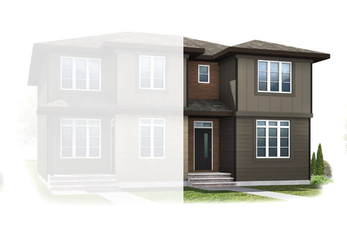 New Calgary Single Family Home Quick Possession Soho 1 in Walden, located at 21 WALCREST GATE SE Built By Cardel Homes