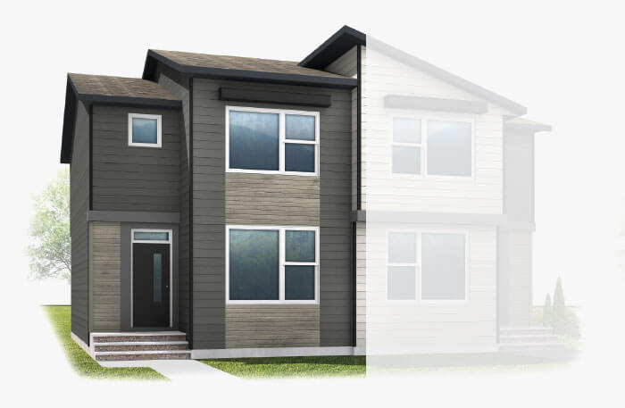 New Calgary Single Family Home Quick Possession Iris 2 in Walden, located at 33 WALCREST GATE SE Built By Cardel Homes Calgary