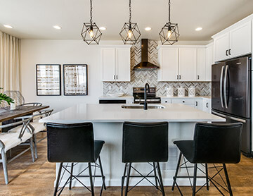 The Juniper - 1,727 sq ft - 2 bedrooms - 2.5 Bathrooms -  Visit this home in Lincoln Creek  - Cardel Homes Denver