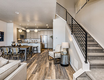 The Sage - 1,573 sq ft - 3 bedrooms - 2.5 Bathrooms -  Visit this home in Lincoln Creek  - Cardel Homes Denver