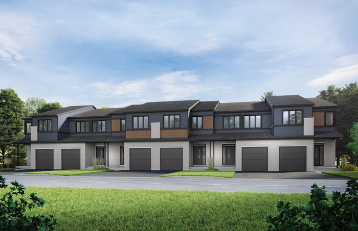 New home in WREN in Blackstone in Kanata South, 2,153 SQFT, 3 Bedroom, 2.5 Bath, Starting at 530,000 - Cardel Homes Ottawa