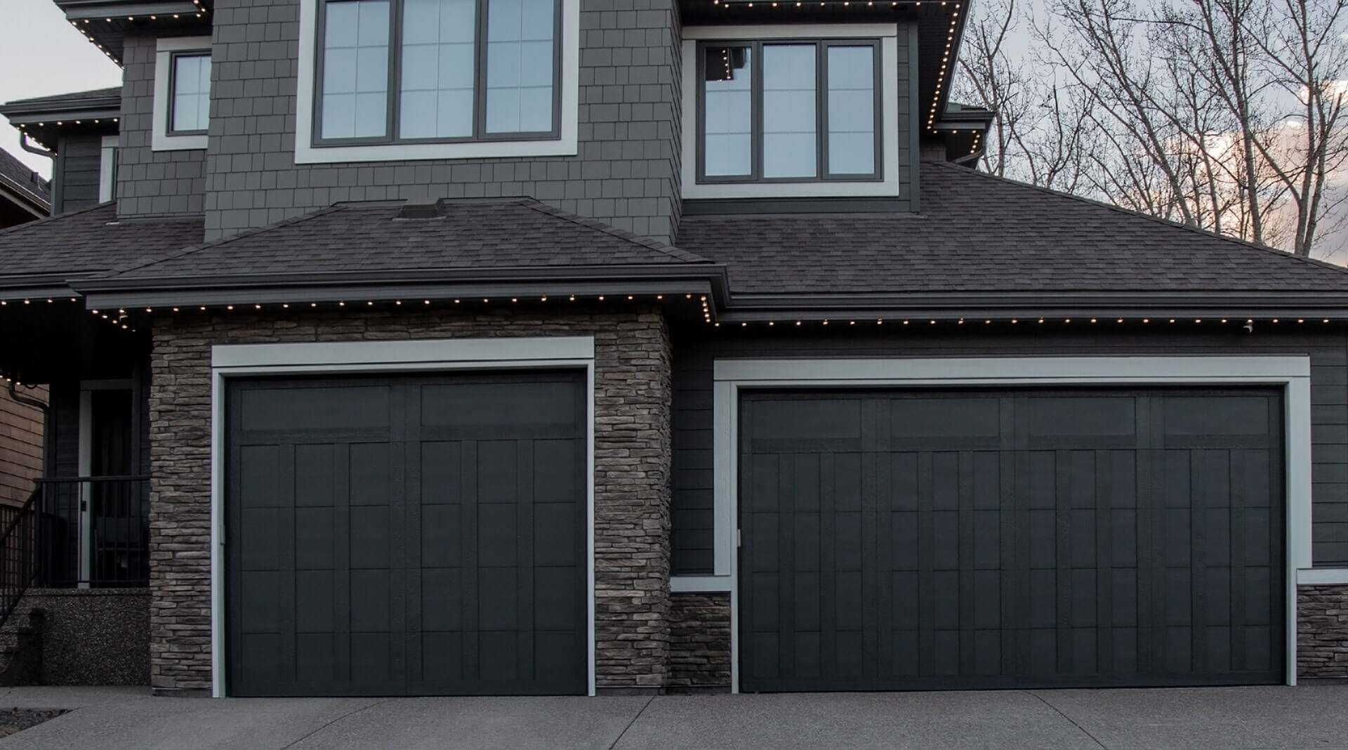 3 Car Garage Sp Cardel Homes
