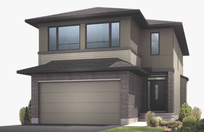 New Ottawa Single Family Home Quick Possession Auden in EdenWylde, located at 32 Aridus Crescent (Lot 63) Built By Cardel Homes Ottawa