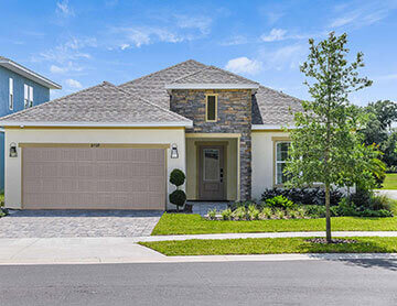 The Southampton - 2,500 sq ft - 4 bedrooms - 3 Bathrooms -  Visit this home in Sandhill Ridge  - Cardel Homes Tampa