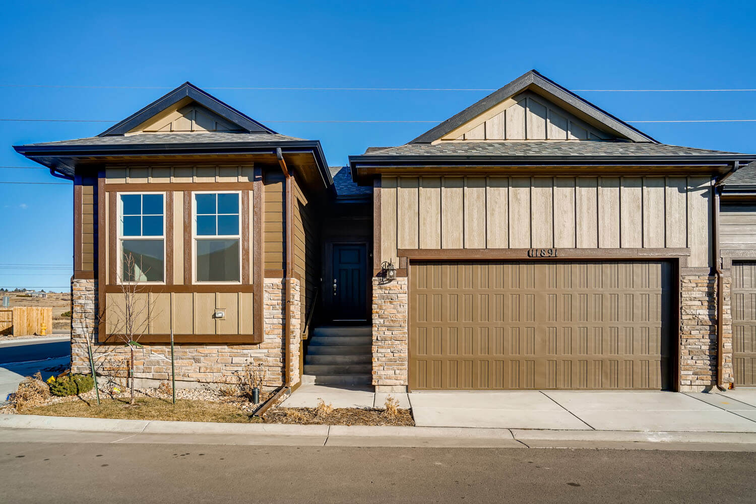 New Denver Single Family Home Quick Possession <b></b>Ponderosa in Lincoln Creek, located at 11891 Barrentine Loop, Parker Built By Cardel Homes
