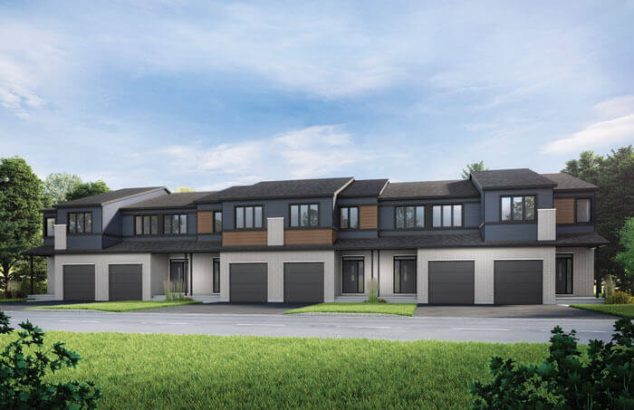 New home in CARDINAL in Blackstone in Kanata South, 2,305 SQFT, 3 Bedroom, 2.5 Bath, Starting at  - Cardel Homes Ottawa