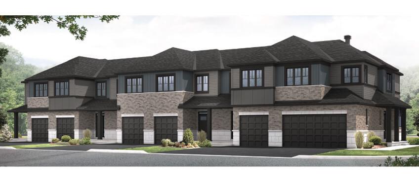 New home in BALSA in Richardson Ridge in Kanata, 2,064 SQFT, 3 Bedroom, 2.5 Bath, Starting at  - Cardel Homes Ottawa