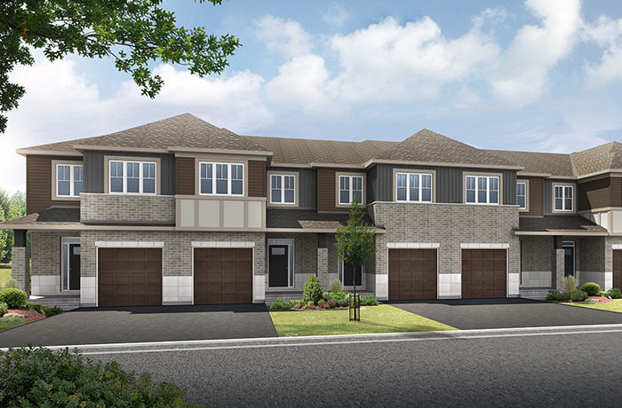New home in BALSA in Millers Crossing in Carleton Place, 2,064 SQFT, 3 Bedroom, 2.5 Bath, Starting at 382,000 - Cardel Homes Ottawa