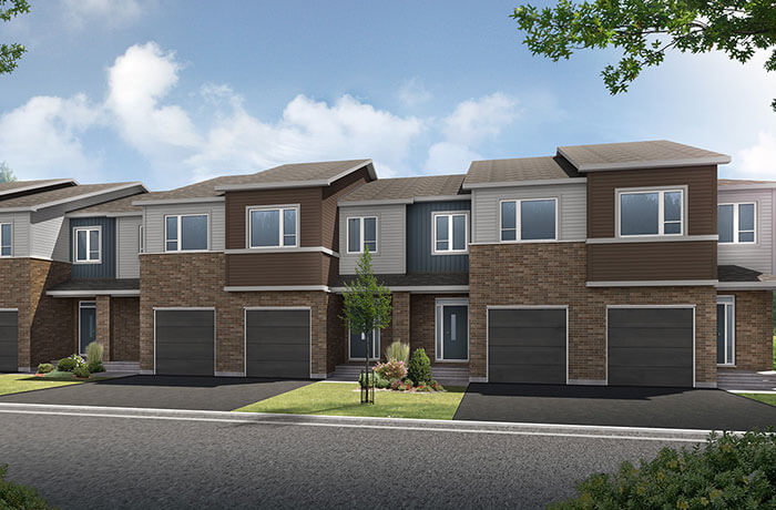New home in ASTER 2 in Millers Crossing in Carleton Place, 2,144 SQFT, 3 Bedroom, 2.5 Bath, Starting at 381,000 - Cardel Homes Ottawa