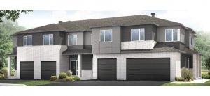 edenwylde-towns-b Elevation - 2,064 sqft, 3 Bedroom, 2.5 Bathroom - Cardel Homes Ottawa