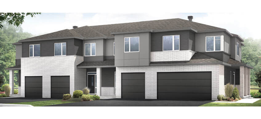 New home in ALDER in EdenWylde, 2,237 SQFT, 3 Bedroom, 2.5 Bath, Starting at  - Cardel Homes Ottawa