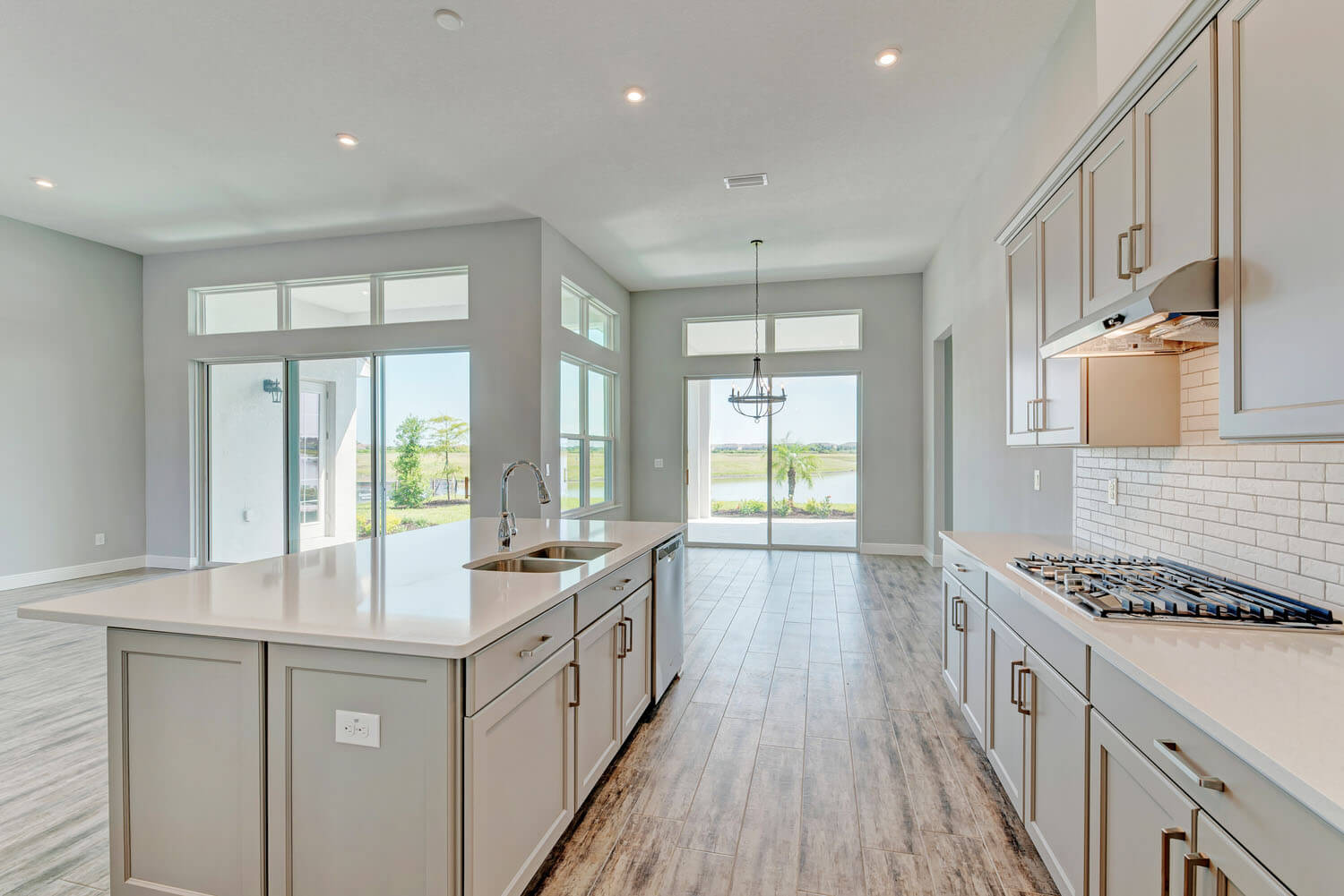 New Tampa Single Family Home Quick Possession Martin in Worthington, located at 4620 Antrim Drive  Built By Cardel Homes Tampa