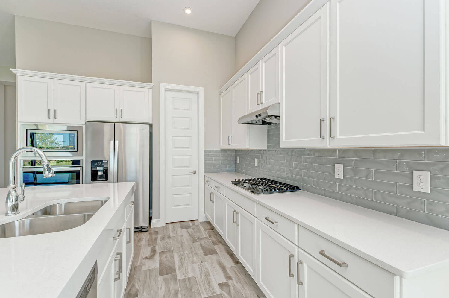 New Tampa Single Family Home Quick Possession Barrett in Worthington, located at 4621 Antrim Drive Built By Cardel Homes Tampa