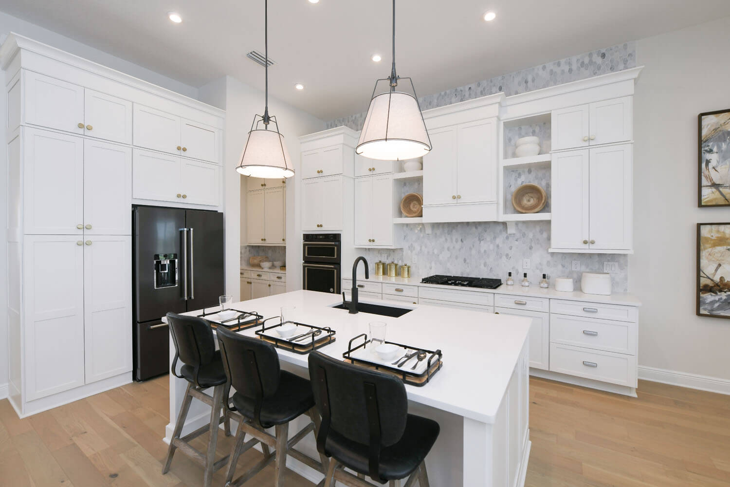 New Tampa  Model Home Savannah in Worthington, located at 4608 Antrim Drive, Sarasota, FL Built By Cardel Homes Tampa