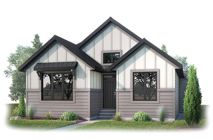 New home in CAMBRIA COURT 2 in Shawnee Park, 1,490 SQFT, 3 Bedroom, 3 Bath, Starting at 670,000 - Cardel Homes Calgary