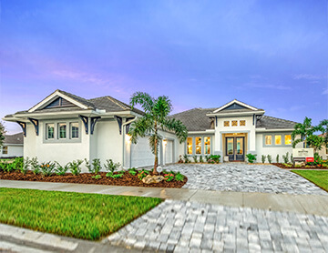 The Martin - 2,805 sq ft - 4 bedrooms - 3 Bathrooms -  Visit this home in Worthington  - Cardel Homes Tampa