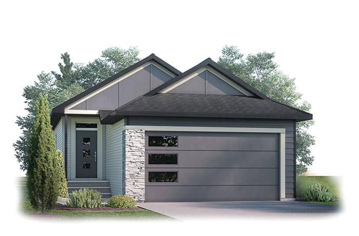 New home in HUDSON in Walden, 1,234 SQFT, 3 Bedroom, 2.5 Bath, Starting at 490,000 - Cardel Homes Calgary