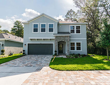 The Newhaven - 2,556 sq ft - 4 bedrooms - 2.5 Bathrooms -  View Community  - Cardel Homes Tampa