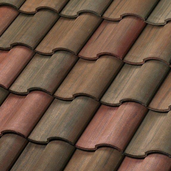 Boral Concrete Roof Tile Barcelona 900 -Espresso Blend