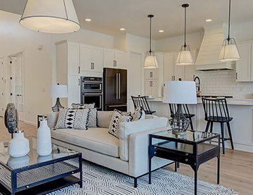 The Augusta - 3,026 sq ft - 3 bedrooms - 3.5 Bathrooms -   - Cardel Homes Denver