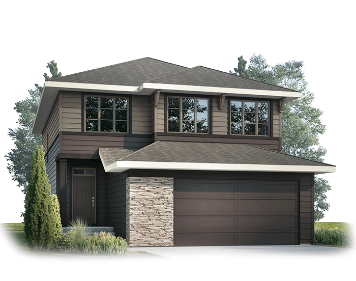 New home in GRAFTON 2 in Shawnee Park, 2,300 SQFT, 3 Bedroom, 2.5 Bath, Starting at 770,000 - Cardel Homes Calgary