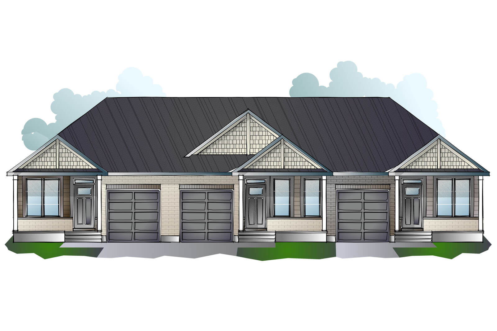 New Ottawa Single Family Home Quick Possession Quincy (Lot 158) in Millers Crossing in Carleton Place, located at 42 Riddell Street Built By Cardel Homes Ottawa