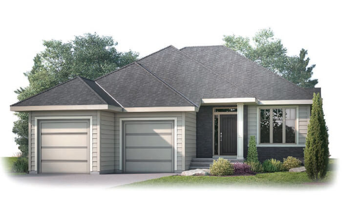 New Calgary Single Family Home Quick Possession Custom Home in Shawnee Park, located at 56 Shawnee Green SW Built By Cardel Homes
