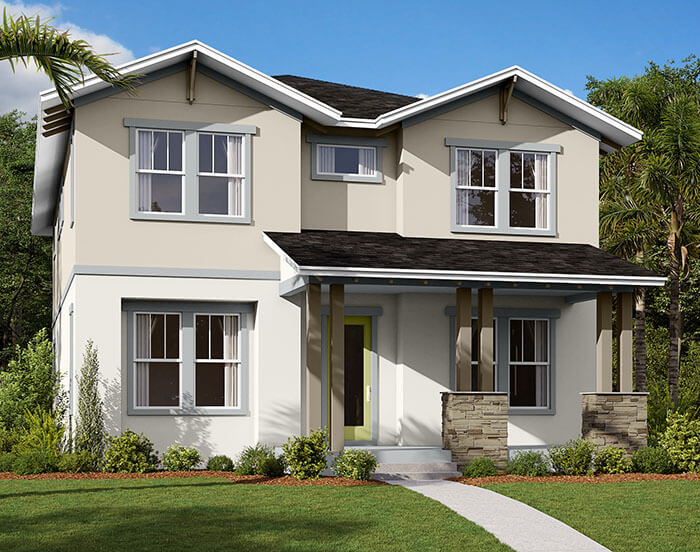 New home in SYMPHONY in Laureate Park in Lake Nona, 3,125 SQFT, 4-5 Bedroom, 3 Bath, Starting at 519,990 - Cardel Homes Tampa