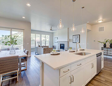 The Pebble Beach - 3,115 sq ft - 3 bedrooms - 3.5 Bathrooms -   - Cardel Homes Denver