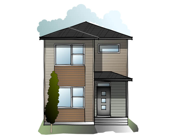 New home in MENSA 3 in Walden, 1,752 SQFT, 4 Bedroom, 3 Bath, Starting at  - Cardel Homes Calgary