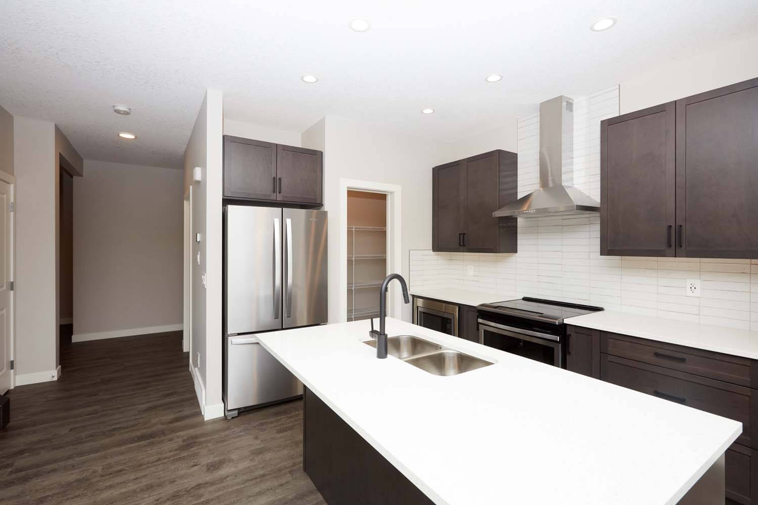 New Calgary Single Family Home Quick Possession EVO 1 in Walden, located at 51 Walden Place SE Built By Cardel Homes