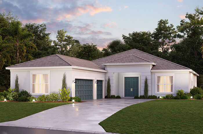 New home in ASHER in Worthington, 2,300 SQFT, 3 Bedroom, 3 Bath, Starting at 464,990 - Cardel Homes Tampa