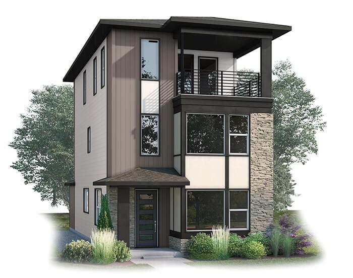 New home in AVANI in SaBell, 2,304 SQFT, 3 Bedroom, 3.5 Bath, Starting at 611,900 - Cardel Homes Denver
