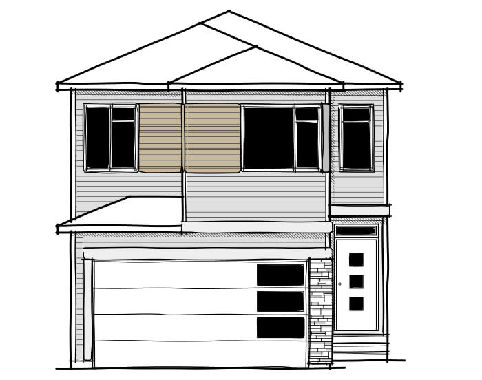 New home in ROHAN in Walden, 2,211 SQFT, 4 Bedroom, 2.5 Bath, Starting at  - Cardel Homes Calgary