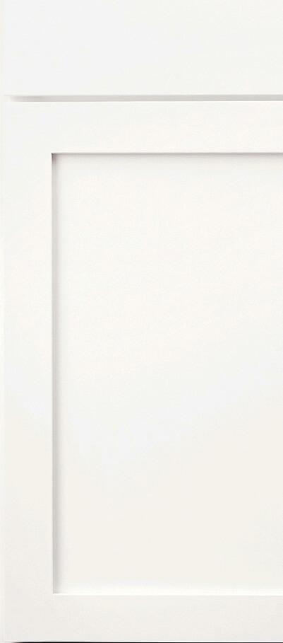 Concord Maple Pure White