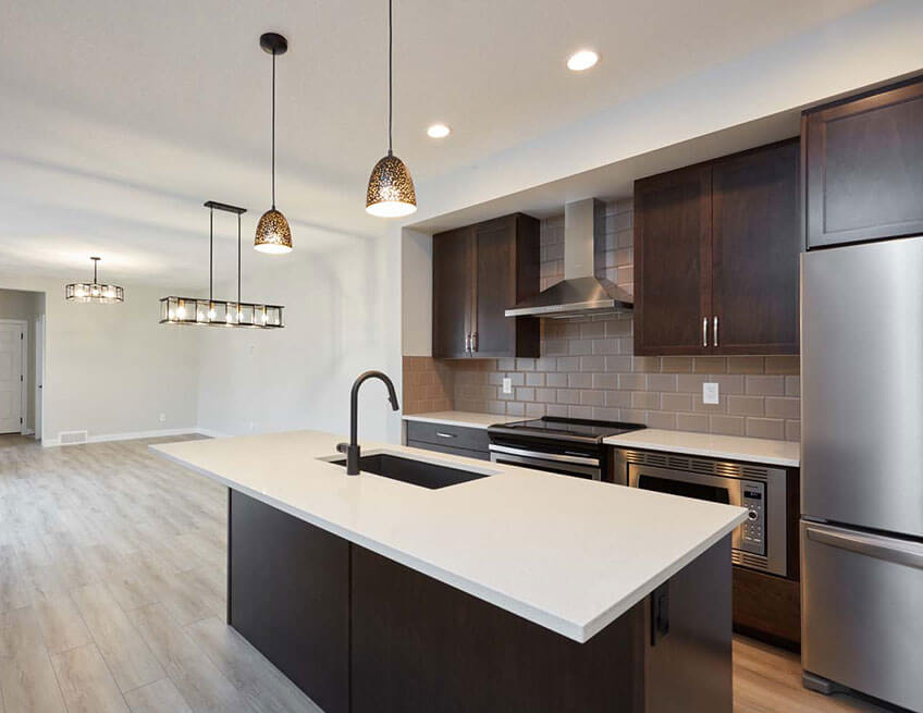 The EVO 4 - 1,960 sq ft - 3 bedrooms - 2.5 Bathrooms -   - Cardel Homes Calgary