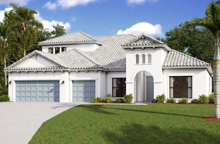New home in HENLEY WITH BONUS in Worthington, 3,939 SQFT, 5 Bedroom, 4 Bath, Starting at 591,490 - Cardel Homes Tampa