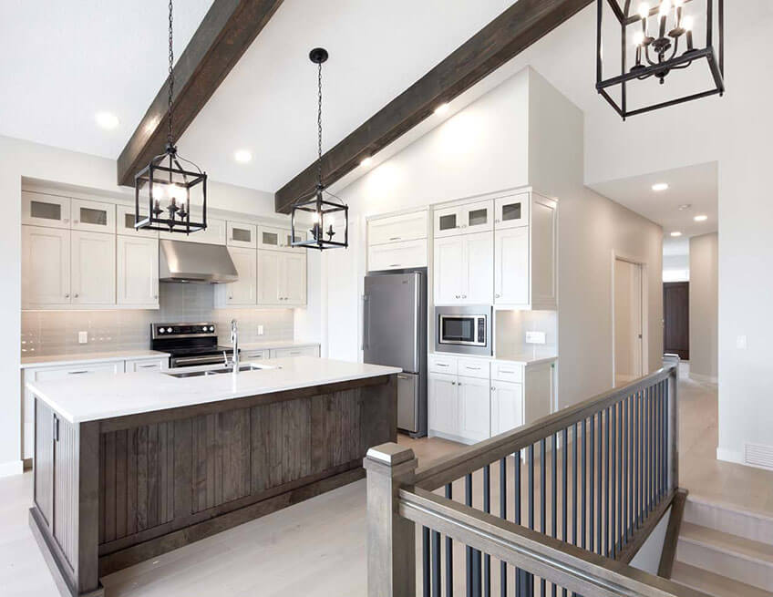The Aspen - 1,510 sq ft - 3 bedrooms - 2.5 Bathrooms -   - Cardel Homes Calgary
