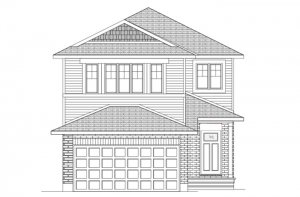 BS-NEUVO2-B4_CANADIANA Elevation - 2,040 sqft, 3-4 Bedroom, 2.5-3.5 Bathroom - Cardel Homes Ottawa