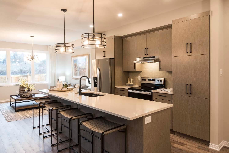 New Ottawa  Model Home Alder in EdenWylde, located at 511 EdenWylde Drive, Stittsville Built By Cardel Homes Ottawa