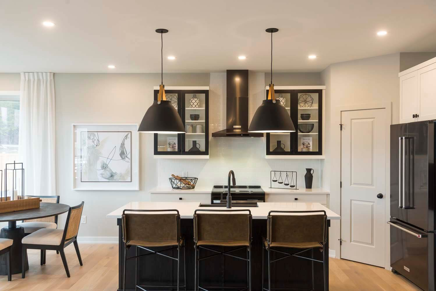 New Ottawa  Model Home Paloma in EdenWylde, located at 515 EdenWylde Drive, Stittsville Built By Cardel Homes Ottawa