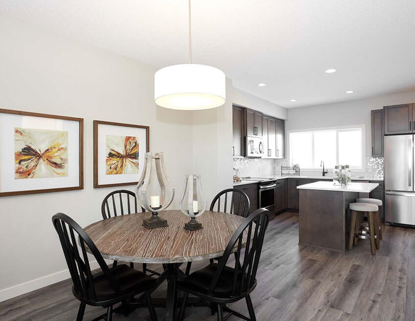 The Indigo 2 - 1,534 sq ft - 3 bedrooms - 2.5 Bathrooms -   - Cardel Homes Calgary