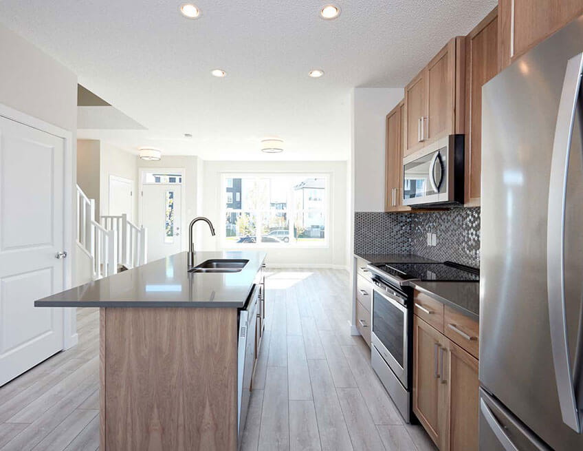 The SOHO 1 - 1,233 sq ft - 3 bedrooms - 2.5 Bathrooms -   - Cardel Homes Calgary