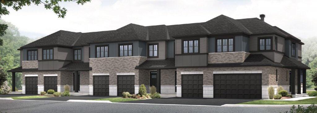 New home in ALDER in EdenWylde, 2,237 SQFT, 3 Bedroom, 2.5 Bath, Starting at  - Cardel Homes Ottawa