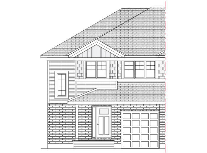 New home in WALDEN in Millers Crossing in Carleton Place, 1,565 SQFT, 3 Bedroom, 2.5 Bath, Starting at 549,000 - Cardel Homes Ottawa