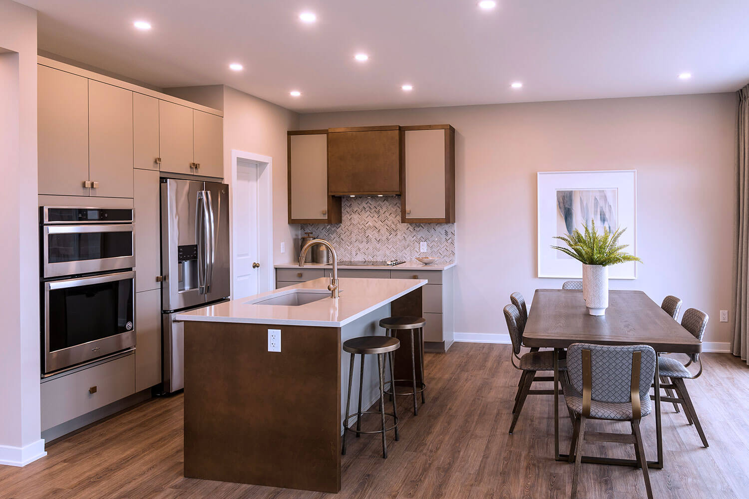 New Ottawa Single Family Home Quick Possession Custom Auden in Millers Crossing in Carleton Place, located at 30 Stanzel Drive, Carleton Place Built By Cardel Homes Ottawa
