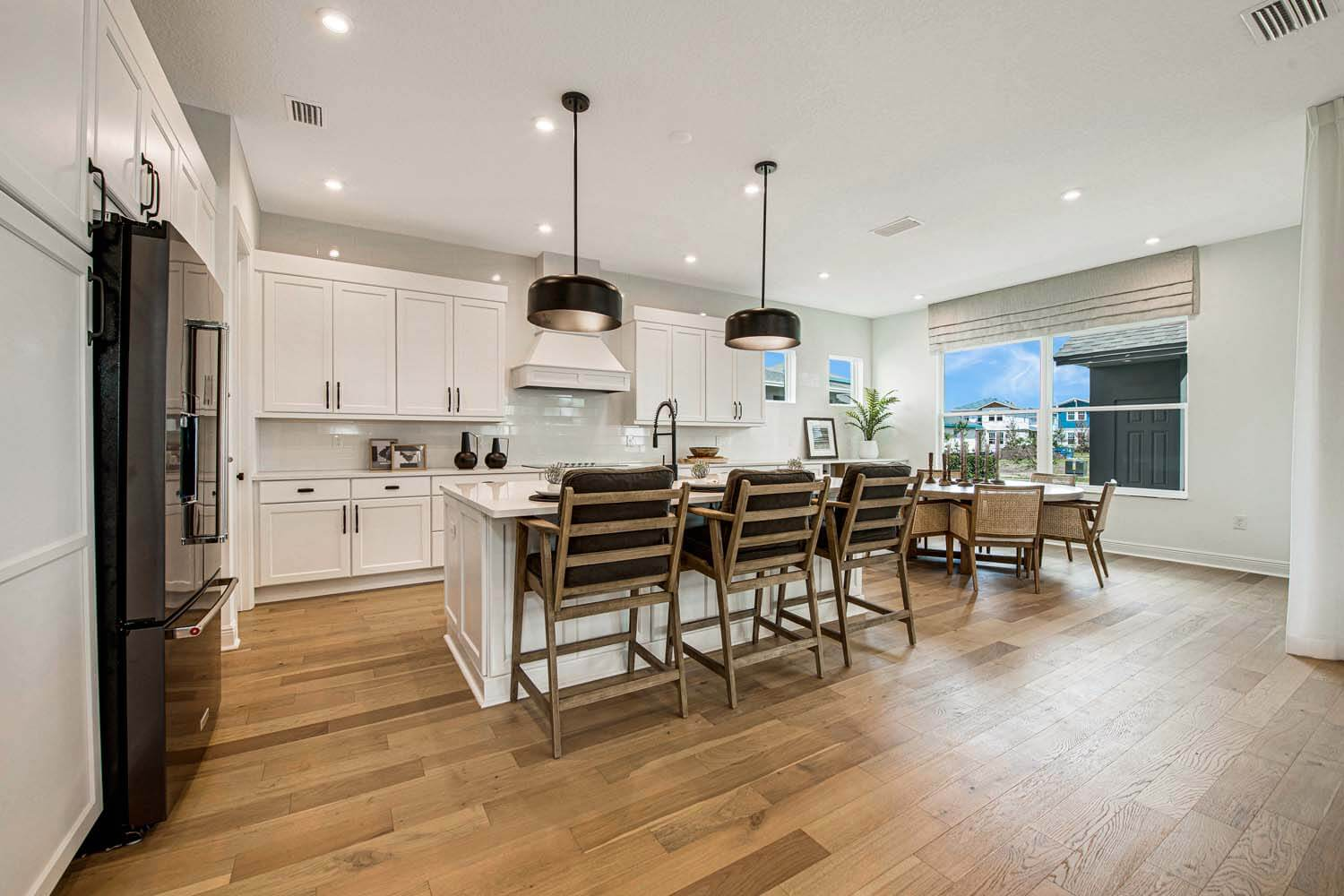 New Tampa  Model Home Symphony in Laureate Park in Lake Nona, located at 6921 Arnoldson St, Orlando, FL Built By Cardel Homes Tampa
